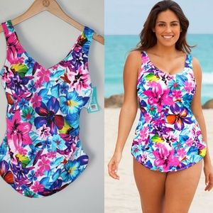 Swimsuits for All Beach Belle One Pc Suit HW6347